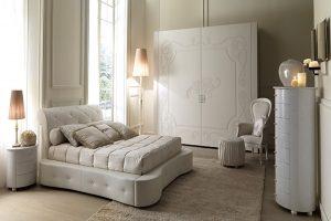decorar un dormitorio de matrimonio vintage