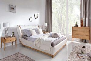 dormitorio de matrimonio nordico