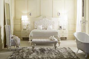 dormitorio diseño vintage