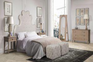 dormitorio matrimonio vintage