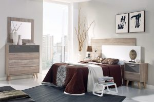 dormitorios de matrimonio nordicos
