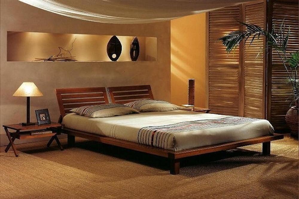 dormitorios estilos orientales
