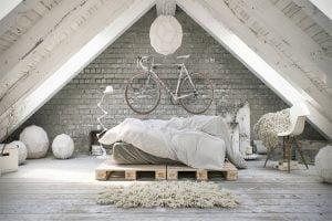 dormitorios matrimoniales nordicos