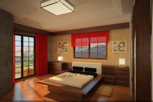 dormitorios matrimonio orientales