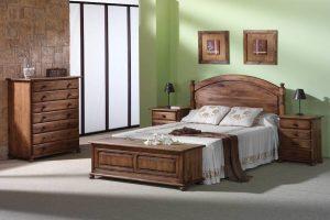 dormitorios rusticos coloniales