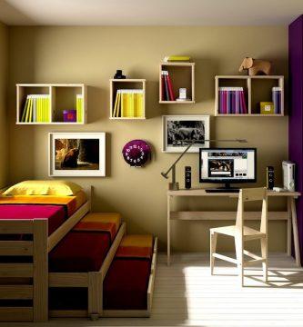 ideas dormitorios infantiles