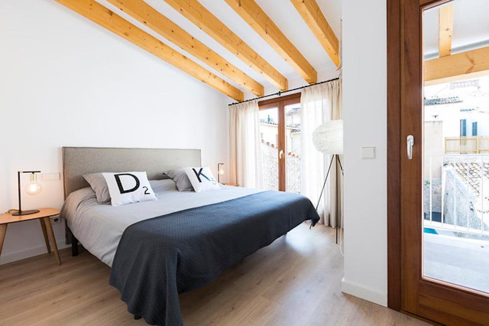 ideas para decorar dormitorio estilo vintage