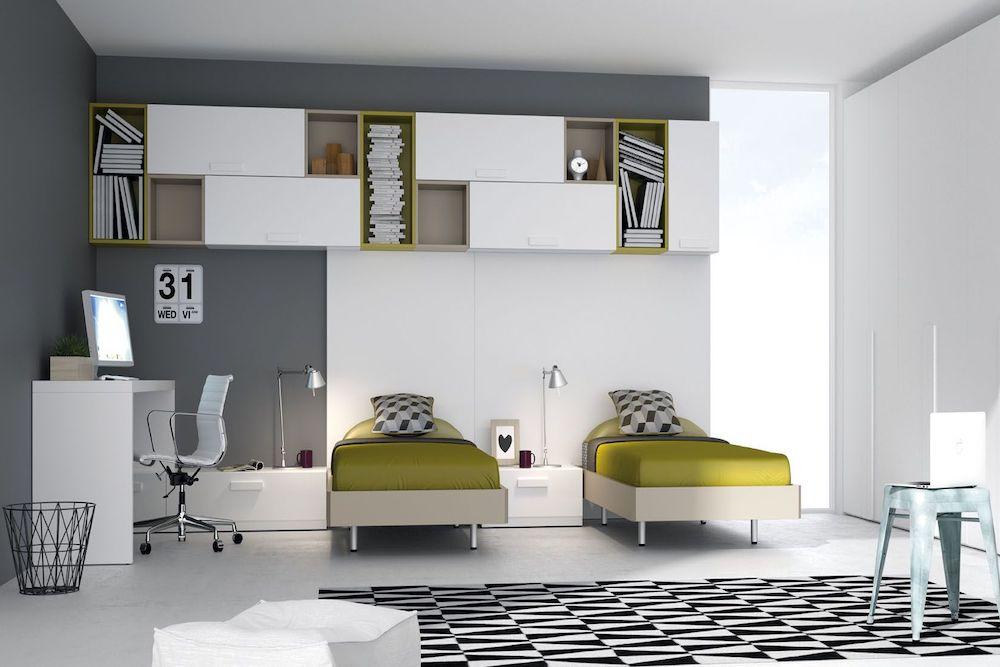 ideas para decorar dormitorios juveniles grandes