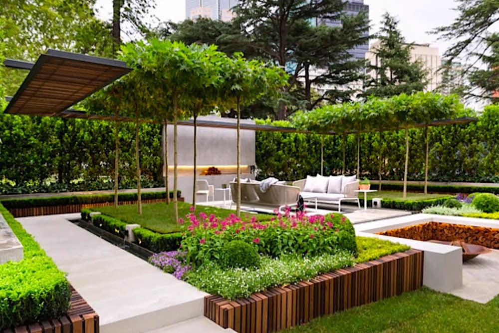 ideas para decorar tu jardin