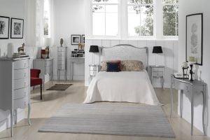 ideas para dormitorio estilo vintage