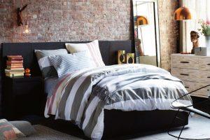 muebles estilo industrial para dormitorio