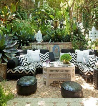patios pequeños