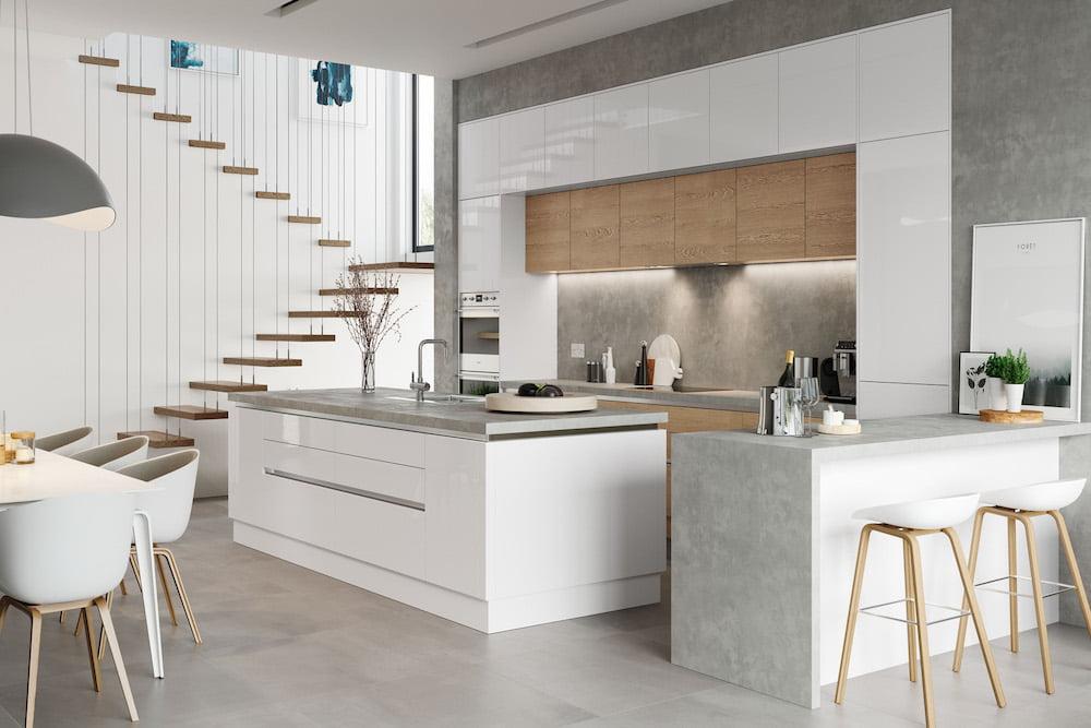 10 Combinaciones De Colores Para Tu Cocina Moderna Prodecoracion