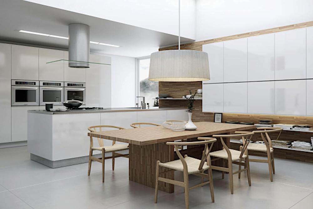 ▷ 15 opciones para tener mesa en la cocina | Prodecoracion