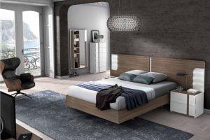 colores para pintar dormitorios modernos
