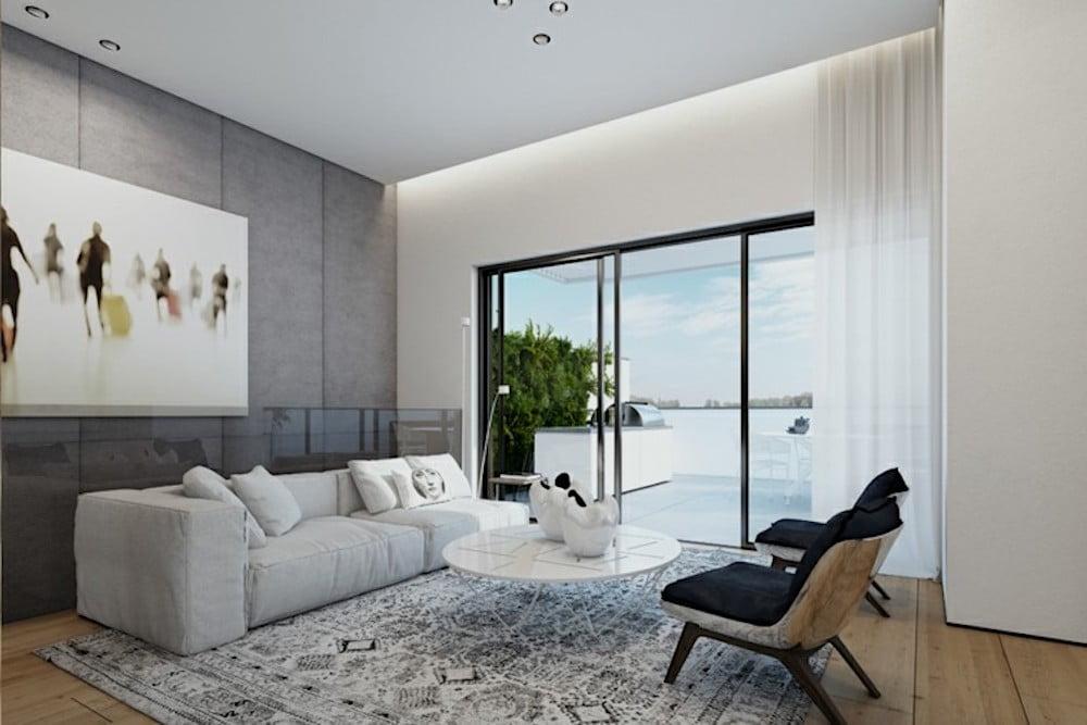 15 colores que combinan con el gris en las paredes a la - Colores que combinan con gris ...