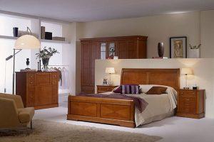 como decorar un dormitorio de matrimonio clasico