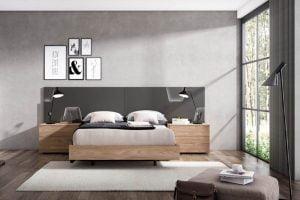 como decorar un dormitorio de matrimonio moderno