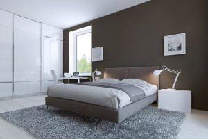 como decorar un dormitorio minimalista