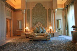 como decorar una habitacion estilo arabe