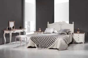 como hacer un dormitorio romantico