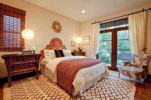 decoracion de dormitorio estilo arabe