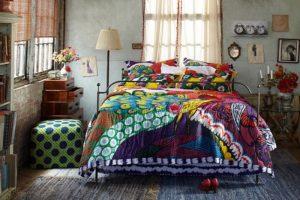 decoracion de dormitorios estilo boho chic