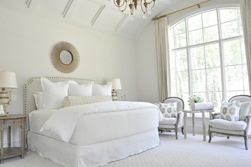 decoracion de dormitorios estilo shabby-chic