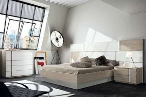 decoracion de dormitorios juveniles minimalistas