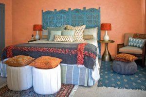decoracion dormitorio estilo arabe