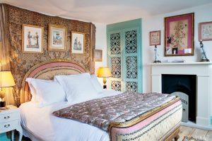 decoracion dormitorios etnicos