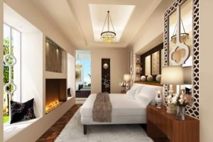decoracion estilo arabe para dormitorio