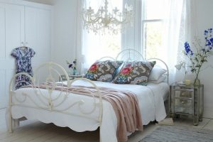 decorar dormitorio matrimonial shabby chic