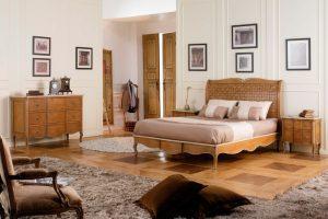 decorar dormitorio matrimonio clasico