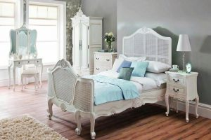 decorar dormitorios shabby chic