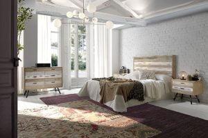 diseño de dormitorios minimalistas