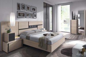 diseños de dormitorios de matrimonio modernos