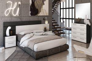 dormitorio diseño moderno