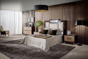 dormitorio estilo contemporaneo