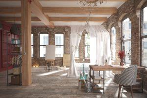 decoracion habitacion eclectica
