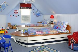dormitorio juvenil nautico