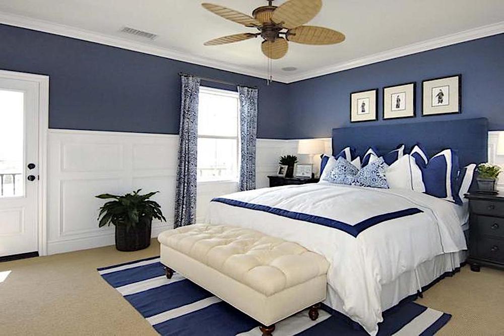 dormitorio matrimonio nautico