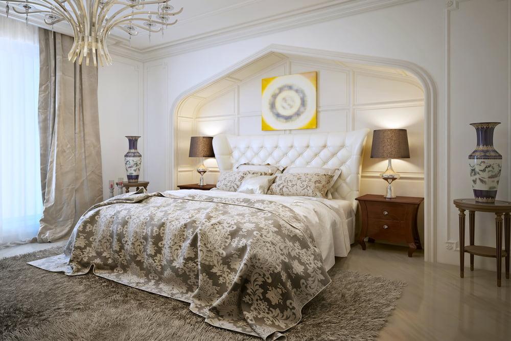dormitorios arabes decoracion