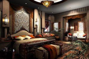 dormitorios arabes modernos
