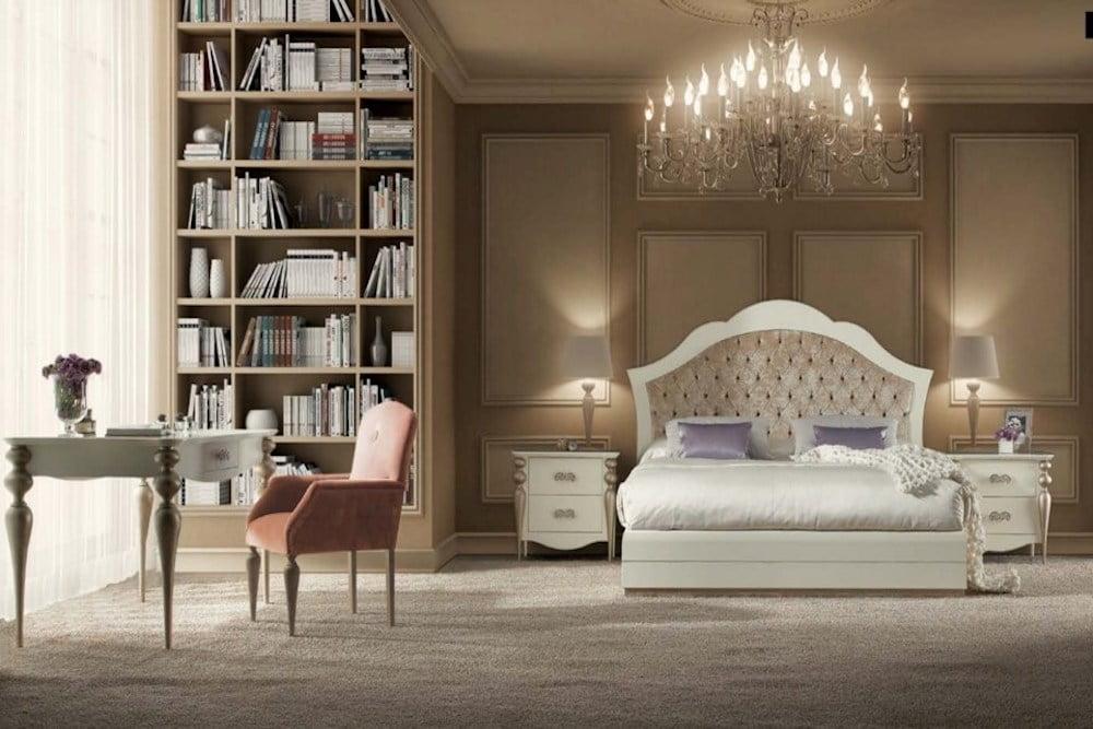 dormitorios clasicos elegantes