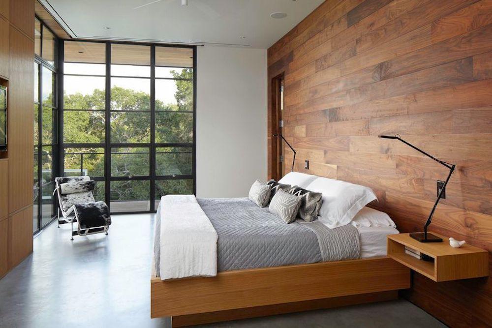 dormitorios de lujo minimalistas