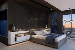 dormitorios estilo minimalista