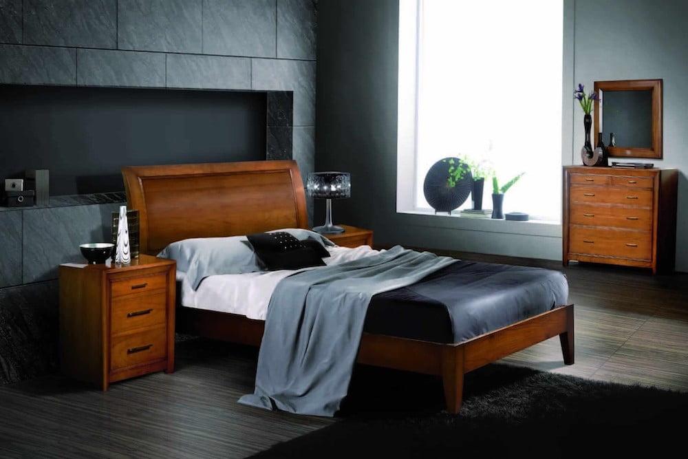 Un encanto especial con un dormitorio cl sico - Dormitorios clasicos juveniles ...