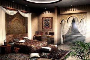 dormitorios matrimonio arabes