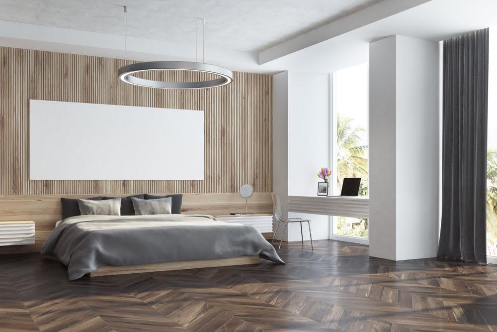 dormitorios minimalistas fotos